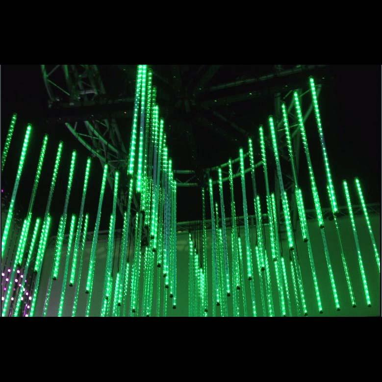 LED 3D Linear Tube -