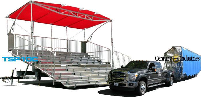 A-TSP10C_Series_Mobile_Grandstand_Bleacher_with_Shade_Cover