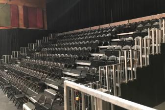 Tiered Seating Kits