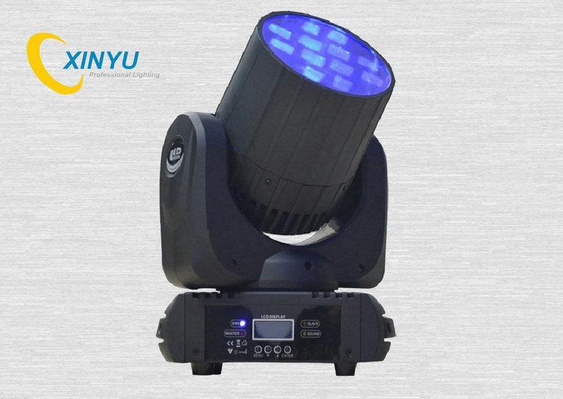 PL-59 12pcs LED Magic Flower Beam Moving head Light