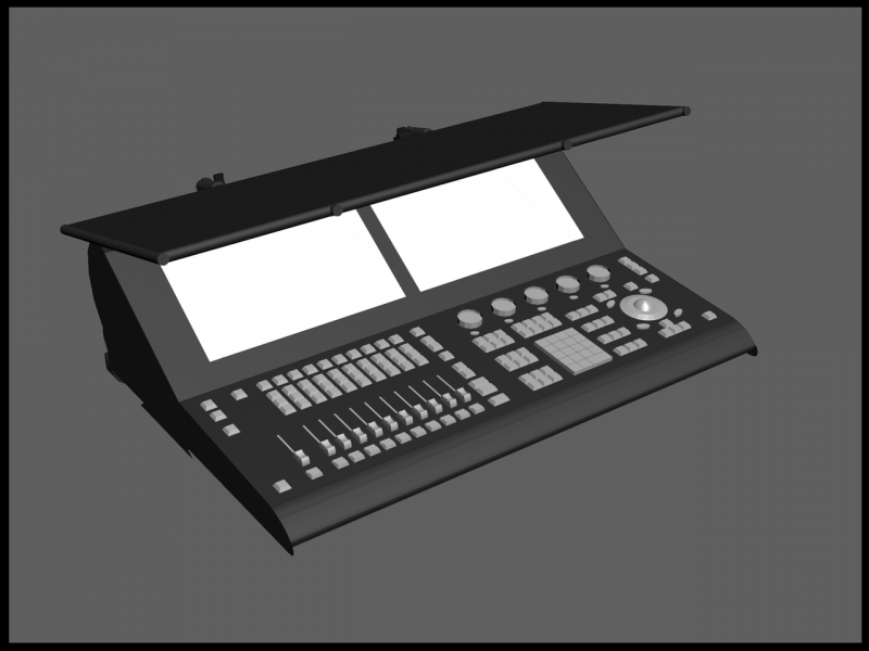 Console Shade 36 Universal - Fits Full Boar 4