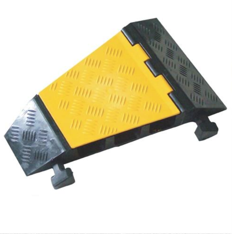 Armor Series I - 3 Channel Right Corner Cable Protector