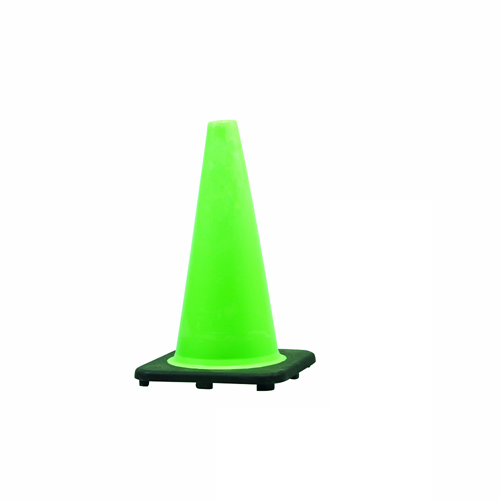 Lime Green Traffic Cones   Traffic Safety Zone