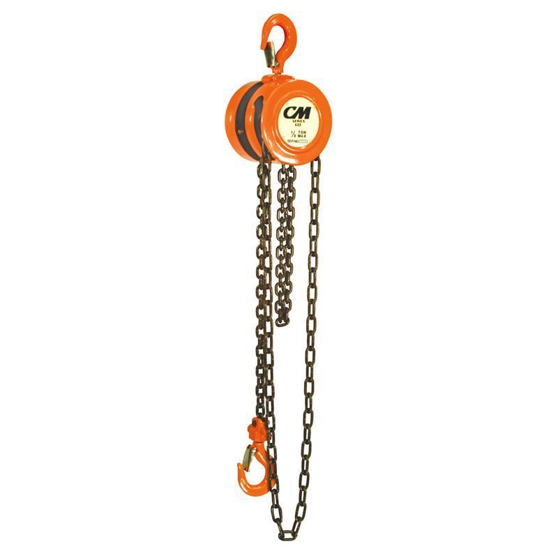 CM Series 622 Hand Chain Hoist - MTN SHOP