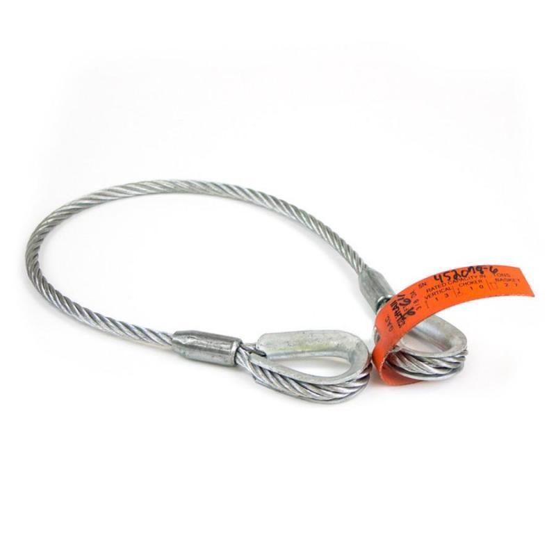 "LiftAll Wire Rope 3/8"" Thimble-Thimble - MTN SHOP"