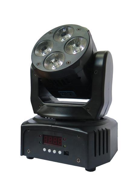 4pcs 12W LED Beam mini moving head,::Guangzhou COLOR Stage Equipment Co.,Ltd