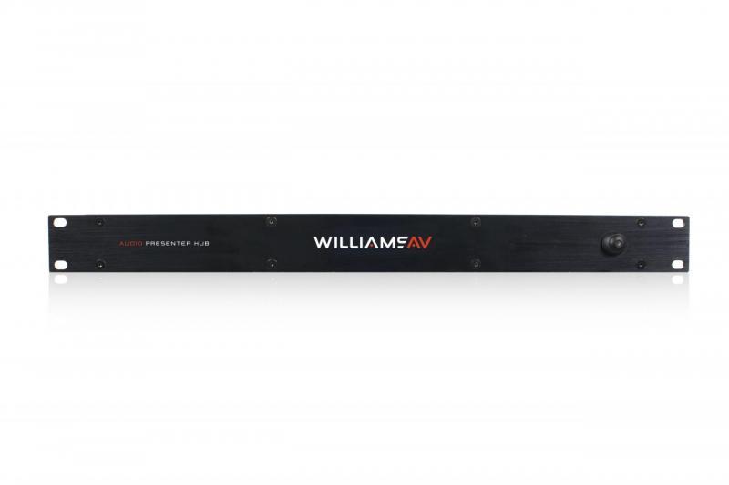 Audio Presenter Hub (VP S2) by Williams AV