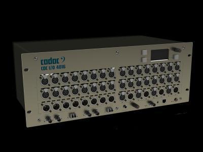 CDC I/O 4016 - Cadac Digital Mixer