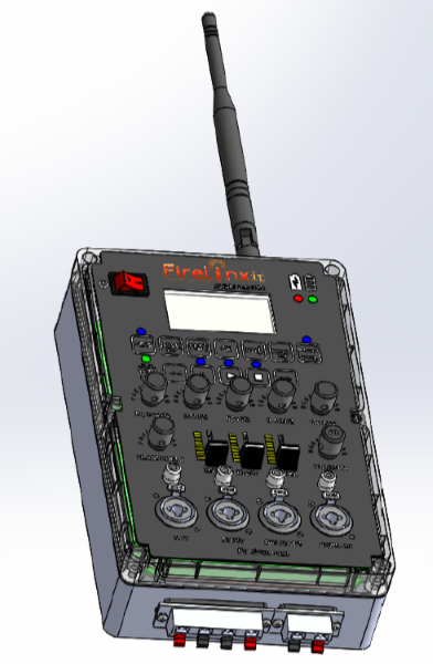 Audio Master - Generation 3 PRE ORDER - Firelinx - Digital Firing System - Pyro Musicals