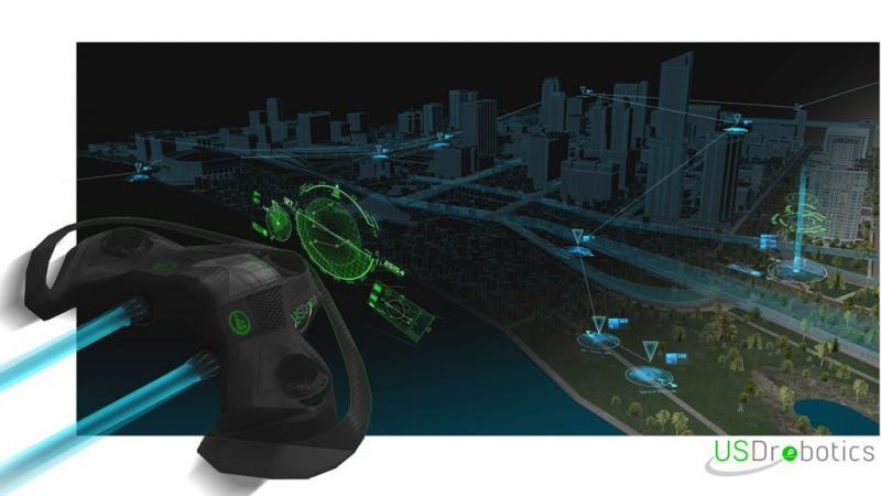 Our Vision - USDrobotics - Hardware Supercomputers for Autonomous Control