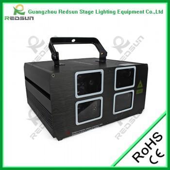 4 Eyes Square Laser - GUANGZHOU REDSUN STAGE LIGHTING EQUIPMENT CO., Ltd