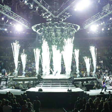 Pyrotek Live Events Special Effects | PYROTECHNICS