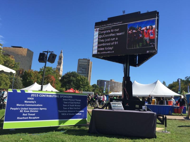 Upstage Video   LED Screen Rental