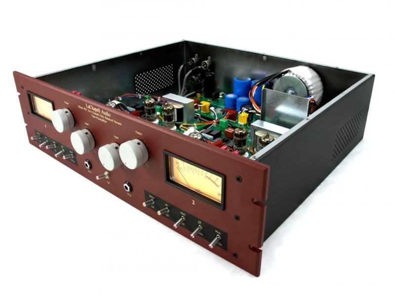 LaChapell Audio 992 EG - Boutique Vacuum Tube Microphone Preamplifier