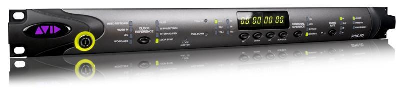 Pro Tools   SYNC HD - Avid
