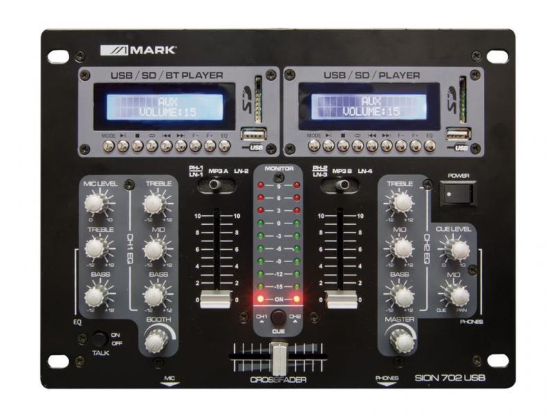 SION 702 USB Mixer