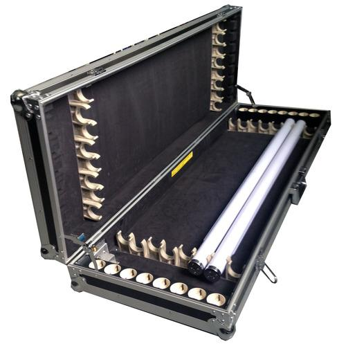 Astera Wireless LED AL1 Pixel Tube Charging Case - Astera-LEDs.com ~ Wireless Color LED Solutions for Event and Film Lighting ~ Engineered in Germany ~