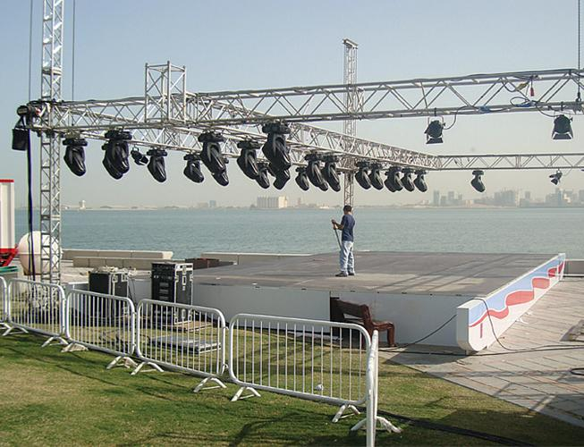 Balticstages | Stage deck PRO and Stage deck ST