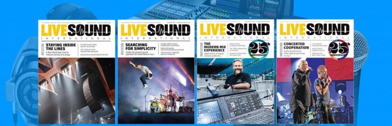 Live Sound International Subscription