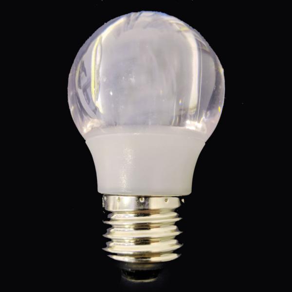 Power Bulb: Retrofit RGBW LED Programmable Light Bulb