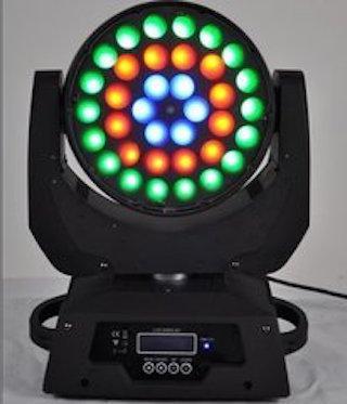 36*10W zoom LED Moving Head Light