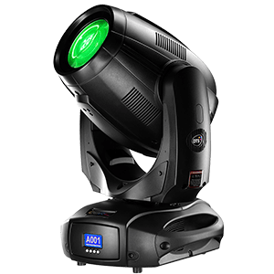 CORE - Powerful and compact discharge moving head by DTS