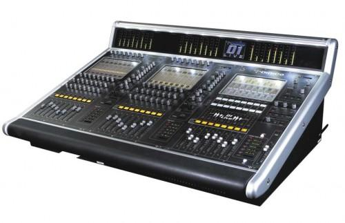 SD7 – Live Digital Console with Stealth Digital Digico