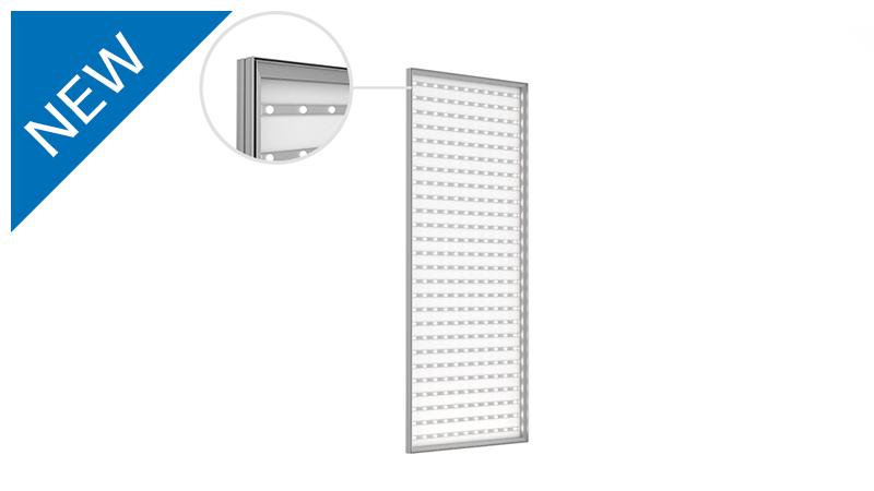 Aluvision | Product overview | Discover our product range- Poly-55 bright