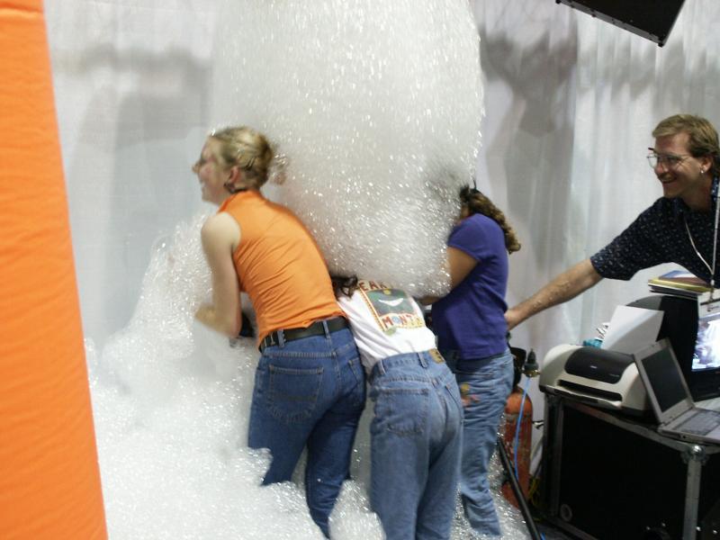 CITCFX   Super Foam Dome