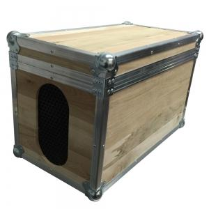 Subwoofer case Road case style - SUBWOOFER-CASE - Roadie Collection® - Custom Cases - Products – Multi-Caisses