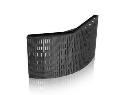 Bri-Curtain Flex - Outdoor Fixed - Gtek Group Limited