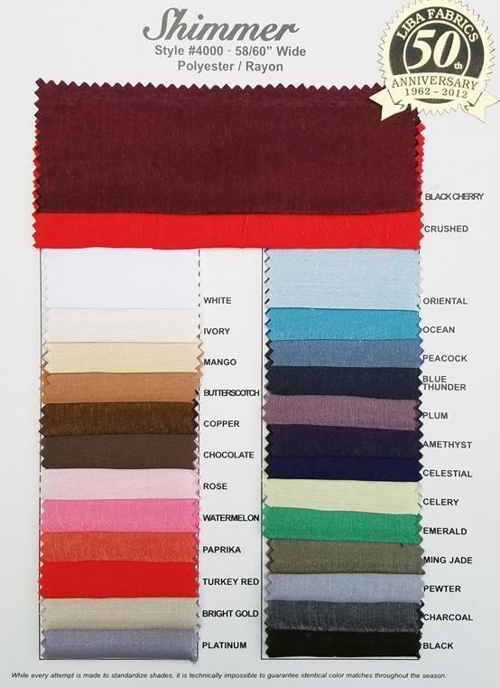 Shimmer :: Liba Fabrics