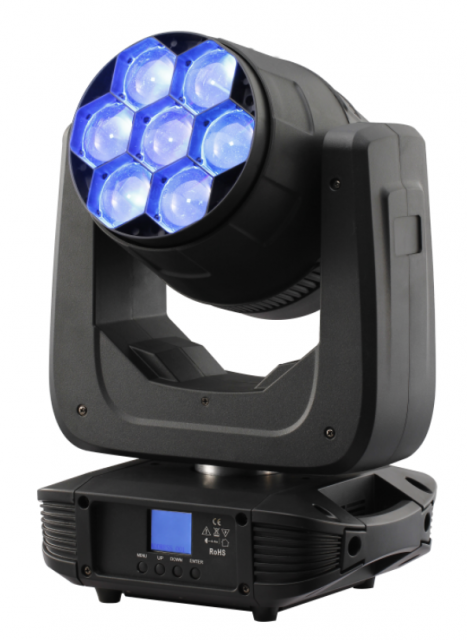 7*40w 7in1 wash zoom beam – AHLights | DJ Lights, Entertainment Lights, Stage Studio Lights,Club Lights