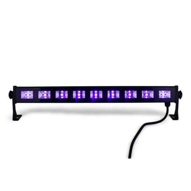 LED UV Bar light 9X2W – AHLights | DJ Lights, Entertainment Lights, Stage Studio Lights,Club Lights