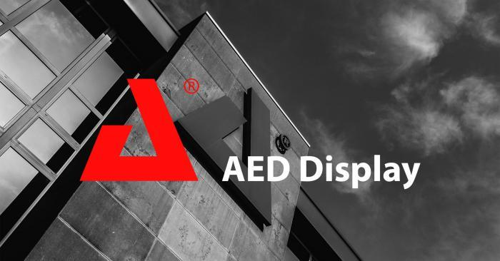 AED Display   AED group