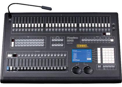 CODE Electronic Co., Ltd - Products - Phantom 2048 Lighting Controller