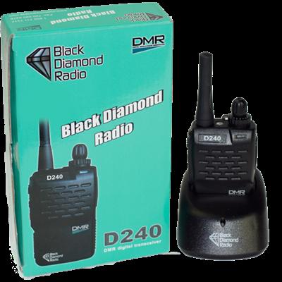 BlackDiamond DMR D240 Two-Way Radio