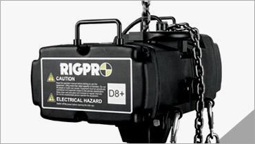 RD-500 / BGV D8+ (IGVW SPQ2) Chain Hoist - Professional Stage & Studio Equipmentprofessional   Kupo Stage TW - BGV D8+