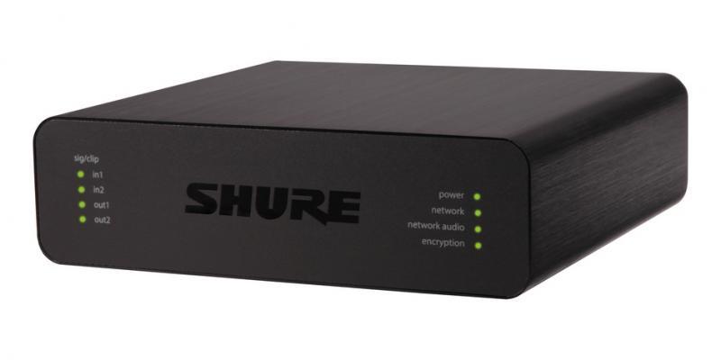 ANI22 Audio Network Interface | Shure Americas