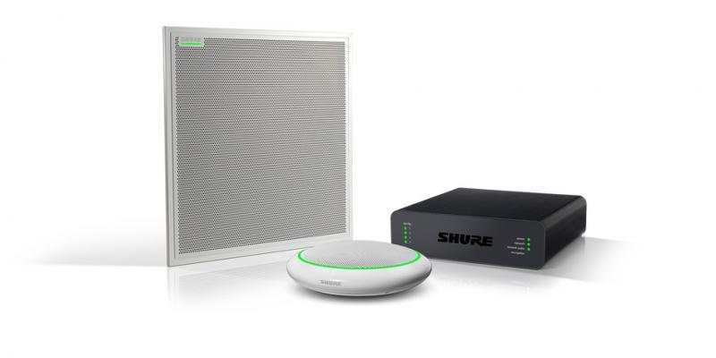 Microflex Advance Ceiling & Table Array Microphones | Shure Americas