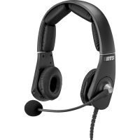Premium Lightweight Headset  - RTS Intercom Headsets and Earsets