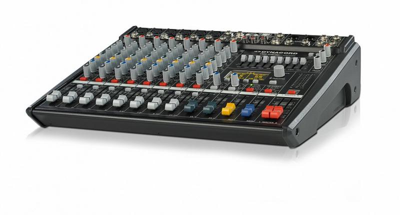 CMS 600-3 8-channel Compact Mixing System by Dynacord