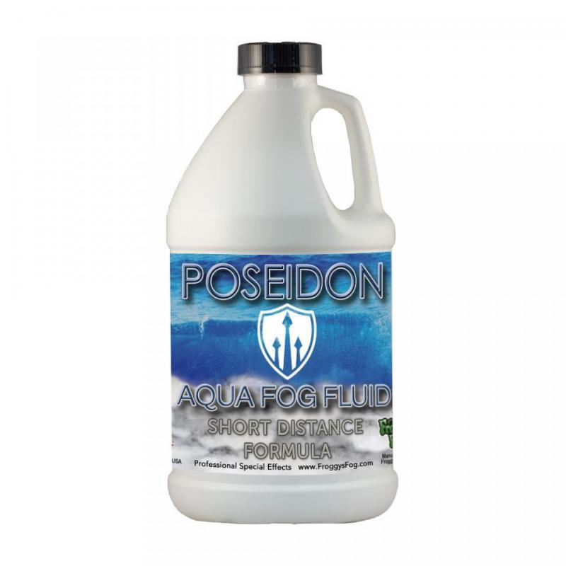 Poseidon Aqua Fog Fluid -  1 Gallon