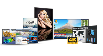 4K LCD Displays & Monitors | Leyard