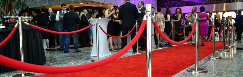 Ropes and Stanchions | Belt Stanchions | Crowd control