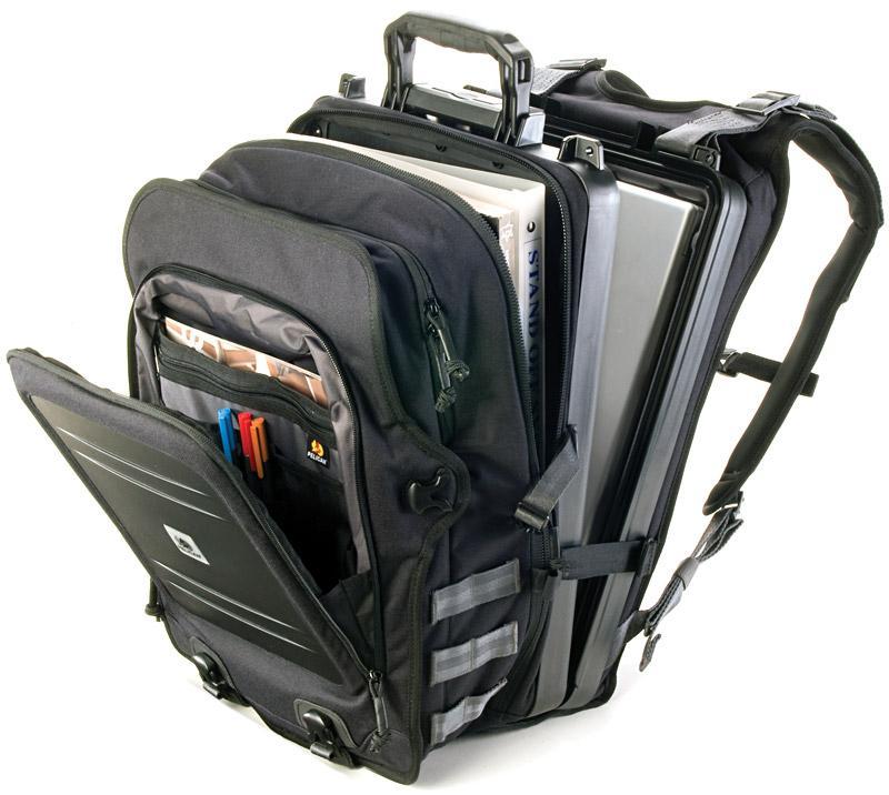 U100 Urban Elite Laptop Backpack - Georgia Case