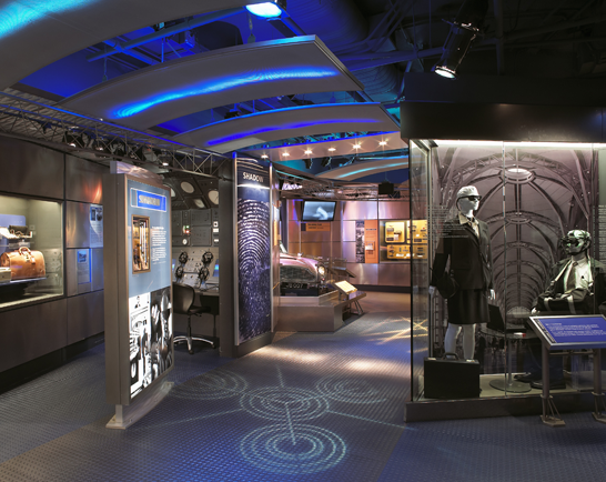 Museums / Themed Environment | Barbizon Lighting Company