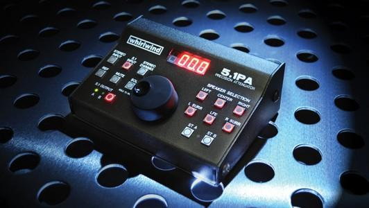 5.1 Precision Level Control - New Products - Whirlwind