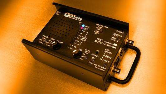 Now a legendary QBOX for AES! - New Products - Whirlwind