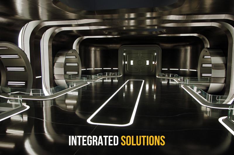 Integrated Solutions - LITEGEAR